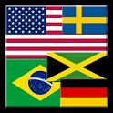 Nationalflaggen-Quiz! icon