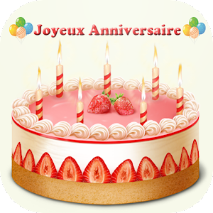anniversaire birthday android