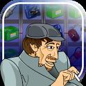 Garage slot machine icon