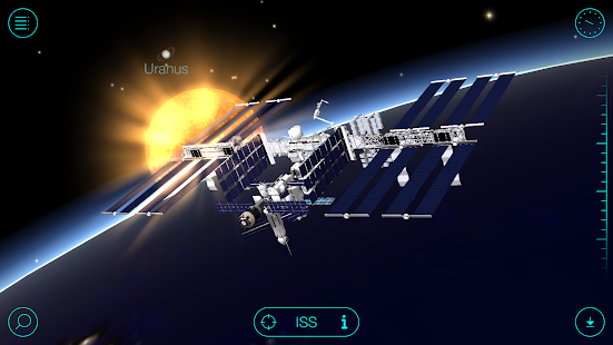 Solar Walk Free - Planets 3D- screenshot thumbnail