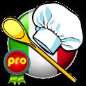 Ricette Italiane PRO icon