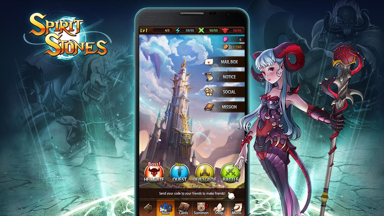 Spirit Stones - screenshot