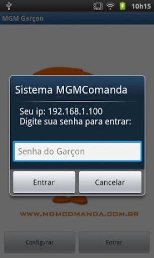 MGMGarçom