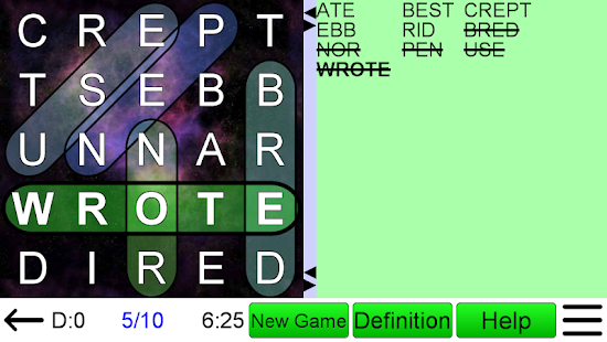 Word Search Ultimate- screenshot thumbnail