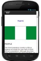 Screenshot of Simple Nigeria Map Offline