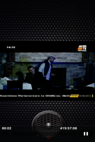 Shqip Tv Radio Albanian Online - screenshot