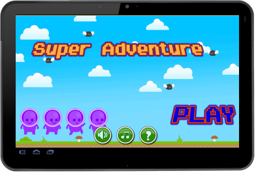 Super Adventure Platformer