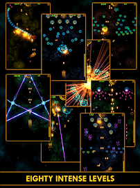 Plasma Sky - rad space shooter Screenshot 1