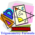 Maths Trignometry Formulas icon
