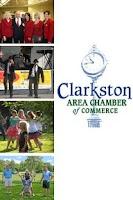 Screenshot of Clarkston Chamber of Commerce