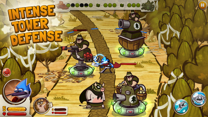 A Grande Guerra Prank - Screenshot