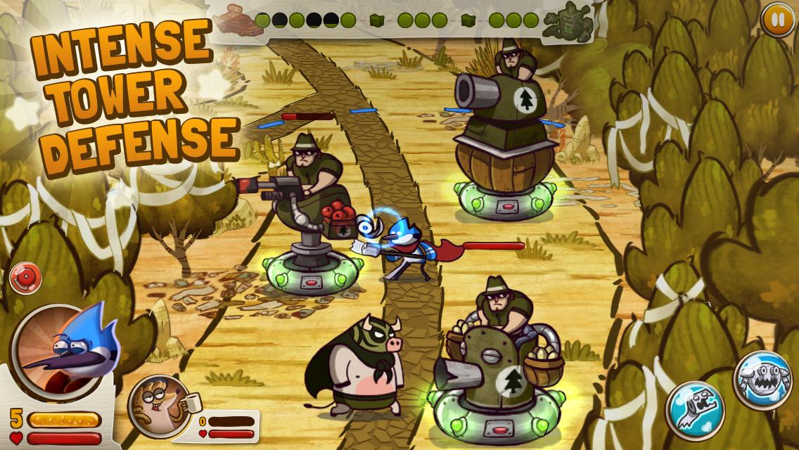 The Great Prank War screenshot #16