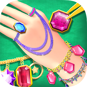 Princess Jewelry Maker Salon for PC and MAC