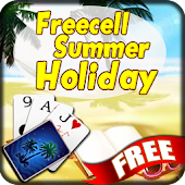 Freecell Summer Holiday Free