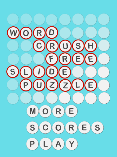 Word Crush FREE: Slide Puzzle