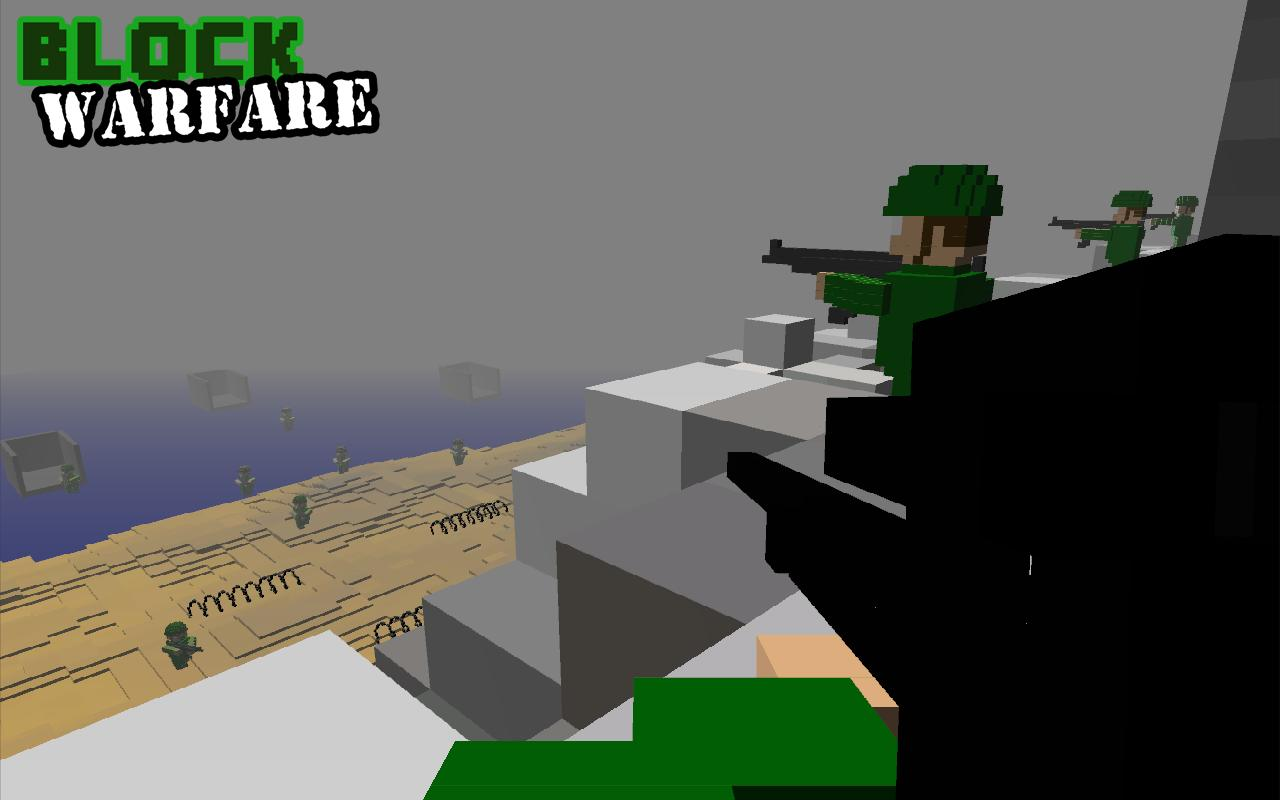 Block Warfare - screenshot