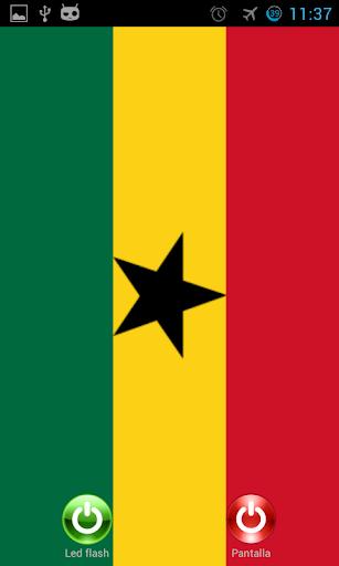 玩工具App|Lantern flash screen Ghana免費|APP試玩