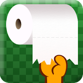 Game Drag Toilet Paper version 2015 APK