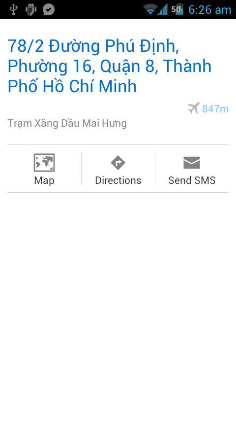 Cây Xăng Sài Gòn- screenshot