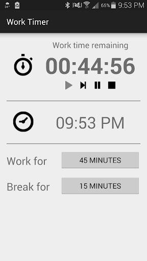 Work Timer