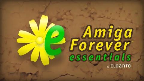 Amiga Forever Essentials Screenshot 1