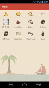 Warmth - KakaoTalk Theme screenshot 6
