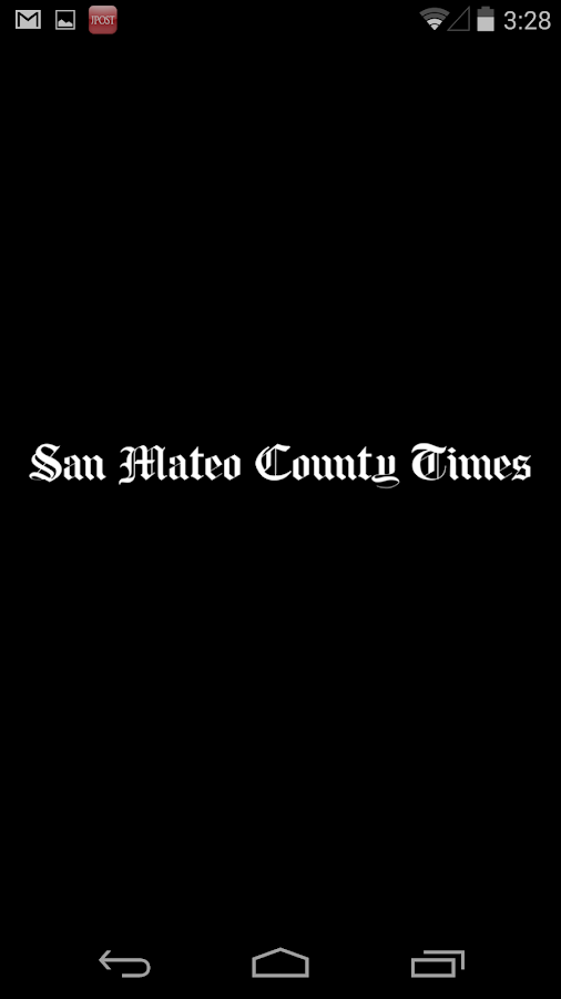 San Mateo County Times - screenshot