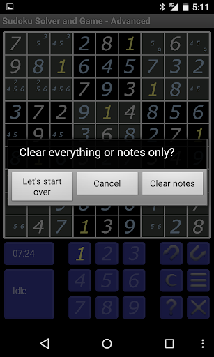 【免費解謎App】Sudoku Solver and Game - Free-APP點子