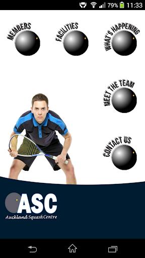 Auckland Squash Centre