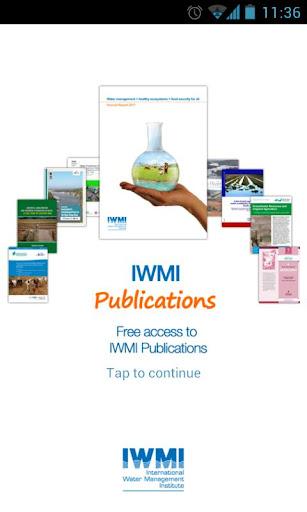 IWMI Publications