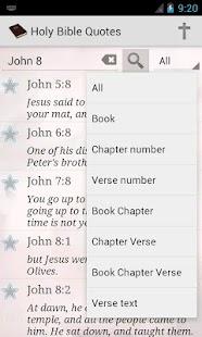 Daily Bible Verse YLT - screenshot thumbnail