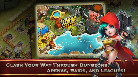 Clash of Lords 2 Screenshot 2