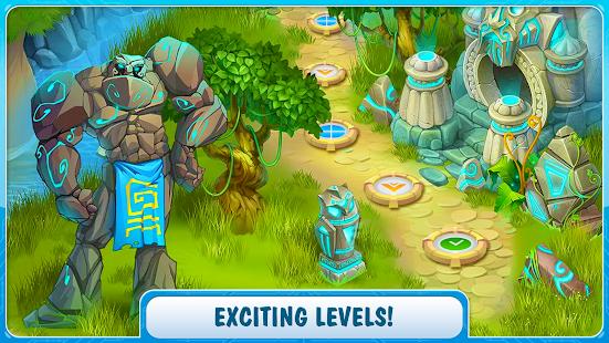 Atlantis Adventure: match - 3 - screenshot thumbnail