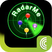 RadarMe powered by Cosmote