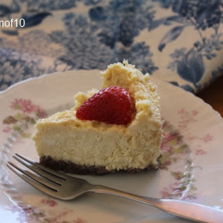 Crock Pot Gluten Free Cheesecake