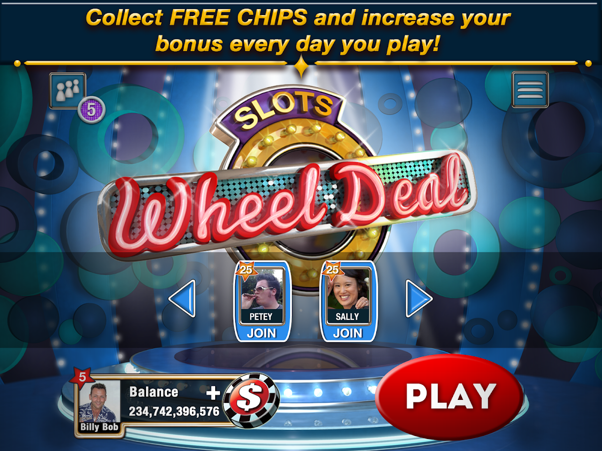 Slot Wheel Deal