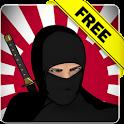Ninja live wallpaper Free icon