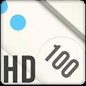 Soft Battery Bar HD UCCW SKIN icon