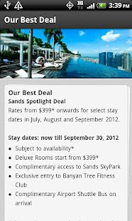 Marina Bay Sands - screenshot thumbnail