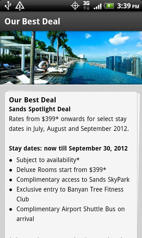 Marina Bay Sands - screenshot