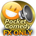 Pocket Comedy FX Sounds Tones icon