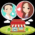 단거리연애-채팅 소개팅 랜덤채팅 만남 미팅 채팅어플 icon