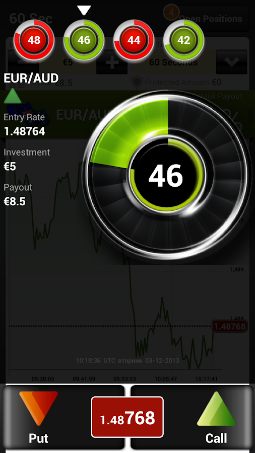 binary options app