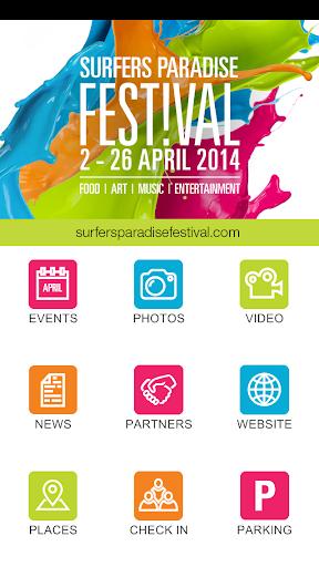 Surfers Paradise Festival 2014