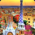 Barcelona live wallpaper icon