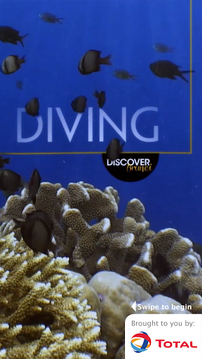 Discover Brunei: Diving
