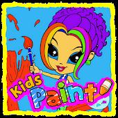Kids Paint Lisa