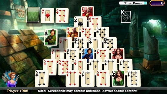 Hardwood Solitaire IV Screenshot 7