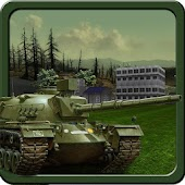 Army driving simulator - Tank