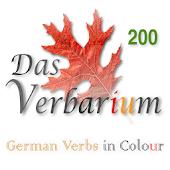 Das Verbarium 200 German Verbs